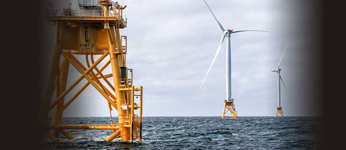 Offshore wind industry looks to Gulf expertise